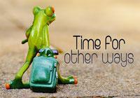 Bild: Zeit allein schenken