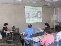 2015年10月8日中区主催講座風景