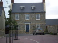 House building stone