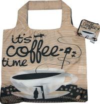 Chilino Bag Tasche Coffee Kaffee-Tasse, braun, schwarz