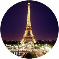 Private tour Paris Eiffel Tower at night