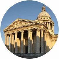 Private tour Paris Panthéon mausoleum