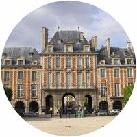 Private tour Paris Marais district