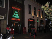 Coffeeshop Cannabis Café The Grass Company -1 Tilburg