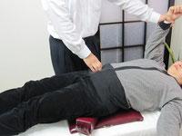 仙骨後頭骨療法