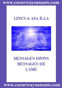 livre Messages divins messages de l'âme, spiritualité, éveil, conscience, développement personnel, livre de poche
