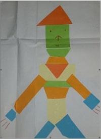 L'omino di Paul Klee rivisto