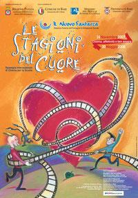 3^ rassegna - LE STAGIONI DEL CUORE - 2007-08