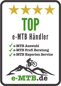 Top e-MTB Händler