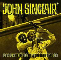 CD Cover John Sinclair Sonderediton - Der Unheimliche von Dartmoor