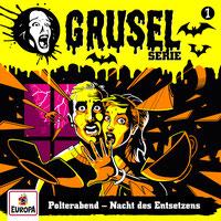 CD Cover Gruselserie Folge 1
