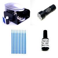 UV Lack-UV Geräte
