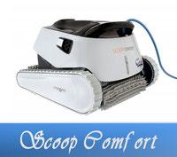 Link Professional Scoop Comfort Cleaner Dolphin Poolroboter Poolreiniger Poolsauger