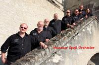 Nassauer Spaß Orchester mit mundartlichen Beiträgen