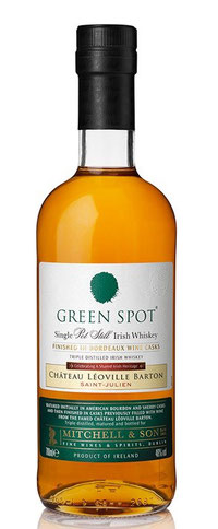Green Spot Bordeaux Finish Irish Whiskey
