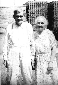 WILEY AND MARY FRANCES FARROW DENTON