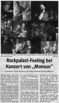 Westfälische Rundschau vom 20.3.2012