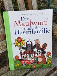 Buch: Der Maulwurf und die Hasenfamilie