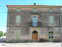 la poste-foyé communal- ex mairie
