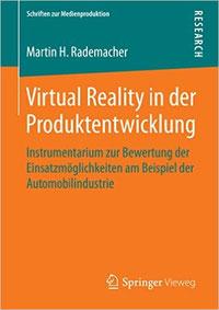 VR Produktentwicklung buch