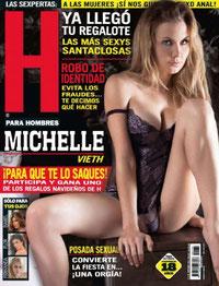 H para Hombres - Dec 2013 Mexico