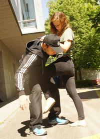 Hoden selbstverteidigung Selbstverteidigung