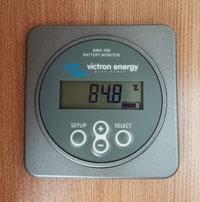 Batterie-Ladeanzeige