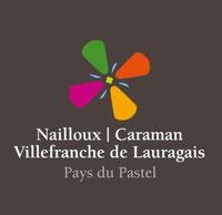 logo office de tourisme de Nailloux