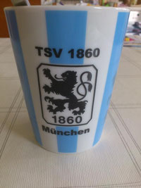 TSV 1860 München/Munich - always in blue & white