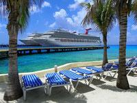 Cruising on big ships is FUN FUN FUN !