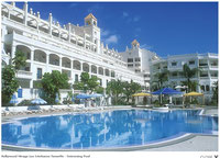 "Resort ""Hollywood Mirage"" in Los Cristianos/Tenerife - I had 2 time-sharing weeks in summer here."