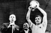 DFB-Cup winner in 1964