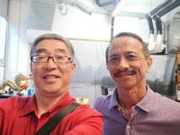 2020 Besuch beim Sifu Yaw