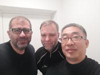 2019 Besuch beim Patrik Aschwanden