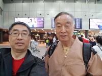 2017 Besuch vom Han Mu Do GM Dr. Kimm in der Schweiz