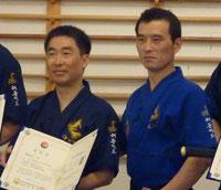 2011 Mit Haidong Gumdo Meister Lee
