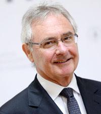 Prof. Dr. Dr. Wilfried von Eiff,  1. Vorsitzender