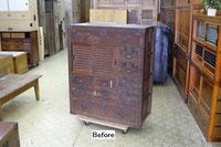 時代箪笥 修理、時代タンス 再生、時代たんす 漆塗