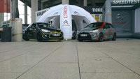 Offizieller Aussteller der AAA mit dem Autohaus Citroën  Thümmler