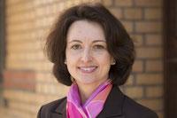 Angelika Fröhling, Mitglied des Vorstands, Pressesprecherin