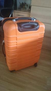 Unser Reisekoffer für 2 Wochen Irland