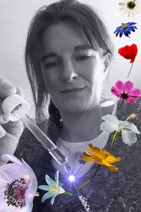 Valérie Catala conseillère agréée Fleurs de Bach élixirs floraux Herbaliste Gemmothérapie Occitanie Saint Gaudens