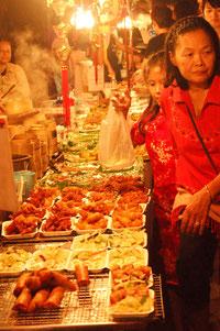 Nachtmarkt, Chiang Mai
