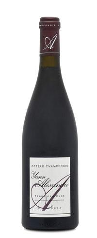 Champagne Yann Alexandre : Terre de Clos