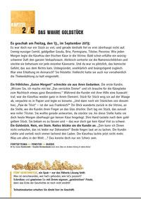 Krimigeschichte 2. Kapitel - 3. Mülheimer Schaufensterwettbewerb