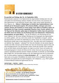 Krimigeschichte 3. Kapitel - 3. Mülheimer Schaufensterwettbewerb