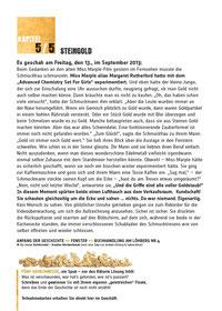 Krimigeschichte 5. Kapitel - 3. Mülheimer Schaufensterwettbewerb