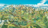 Sommerkarte Montafon