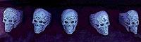 2014 Skulls.
