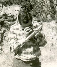 Alfredo Barón, Sierra de Cameros, La Rioja, 1967